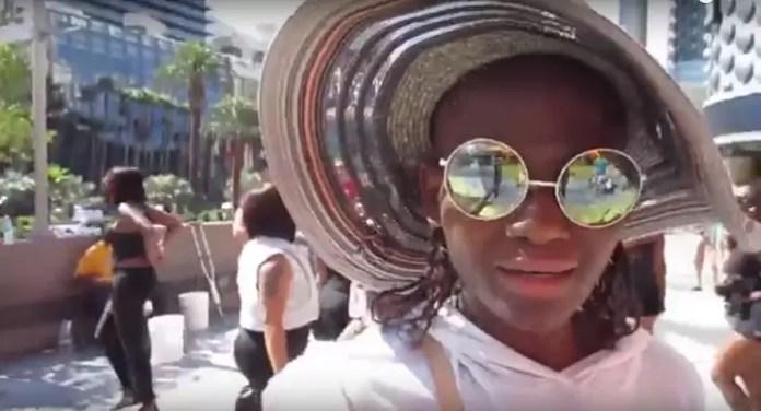 "EMNews - Ayo Van Elmar Takes Las Vegas in New TV Series ""The Black Tourist"" 1"