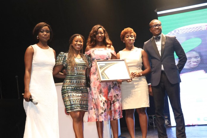 EMNews - PIGGYBANK, AFROTECH GIRLS, ZNM FOUNATION, TAMBOLLO, OTHERS WIN SME100 AWARD 9