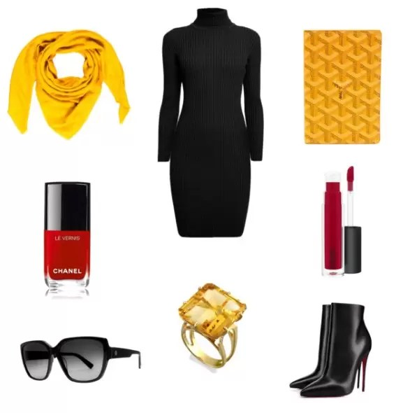 FashionFriday - Goyard on Rodeo 1