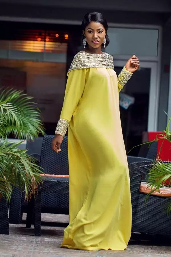 "EM Fashion News - Bibisquintessence releases Kaftan Collection for 2017 themed ""Timeless Glamour"" 6"