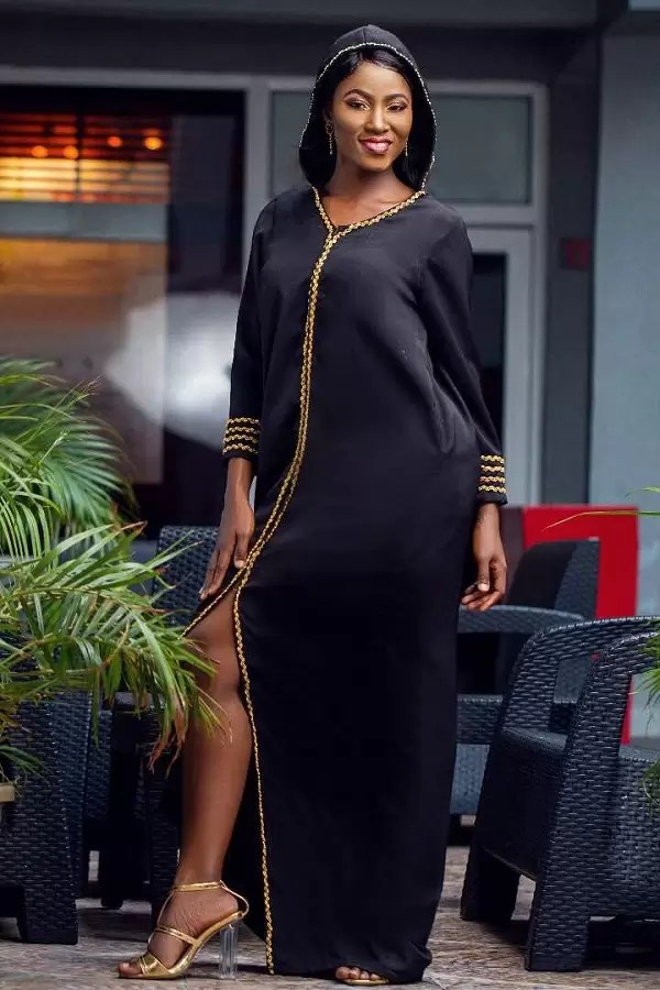 "EM Fashion News - Bibisquintessence releases Kaftan Collection for 2017 themed ""Timeless Glamour"" 7"