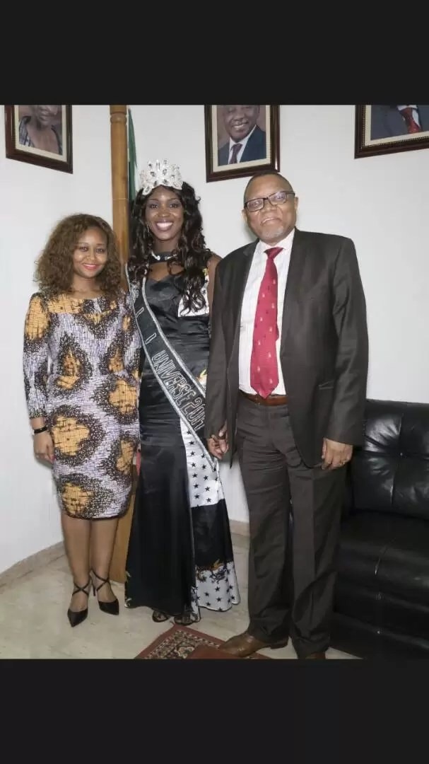 EMNews - SOUTH AFRICA AMBASSADOR PLAYS HOST TO MRS NIGERIA UNIVERSE QUEEN. 15