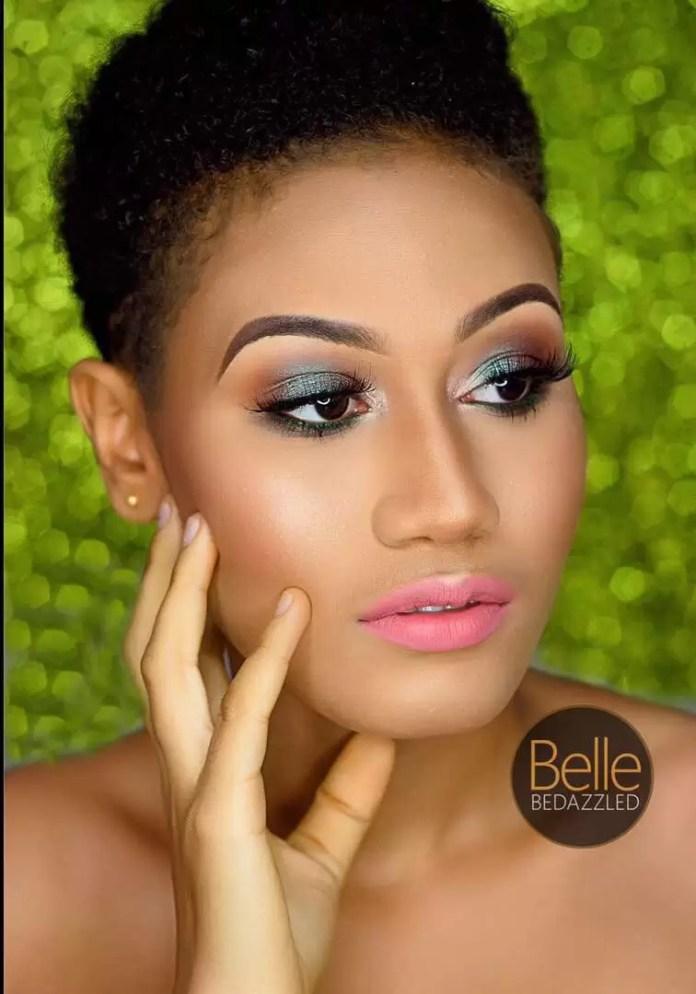 EMNews - Alexandra Adaku Sagee 2017 Face of CandyCity Nigeria Most Outstanding stuns in birthday photos 4