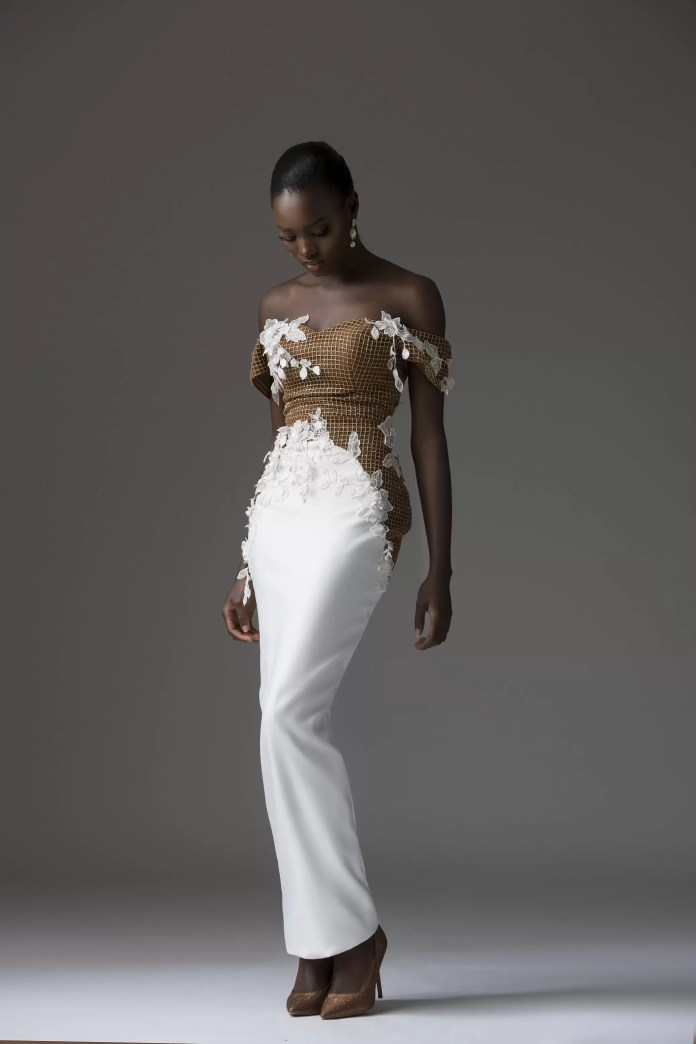 "EMFashion -   ""HER FORM"" the news bridal collection from TUBO 7"