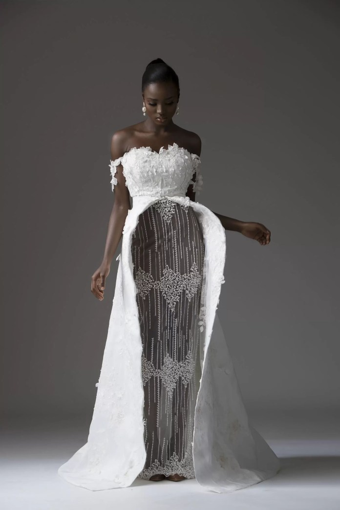 "EMFashion -   ""HER FORM"" the news bridal collection from TUBO 9"