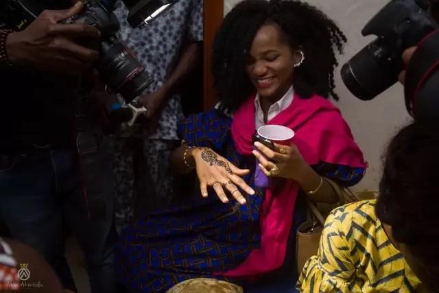 EMNews - Osas Ighodaro, Idia Aisien, Maria Okan, attend the Mai-Saa Northern beauty spa launch. 57