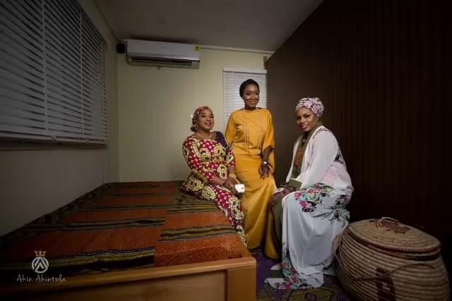 EMNews - Osas Ighodaro, Idia Aisien, Maria Okan, attend the Mai-Saa Northern beauty spa launch. 55
