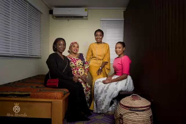 EMNews - Osas Ighodaro, Idia Aisien, Maria Okan, attend the Mai-Saa Northern beauty spa launch. 58