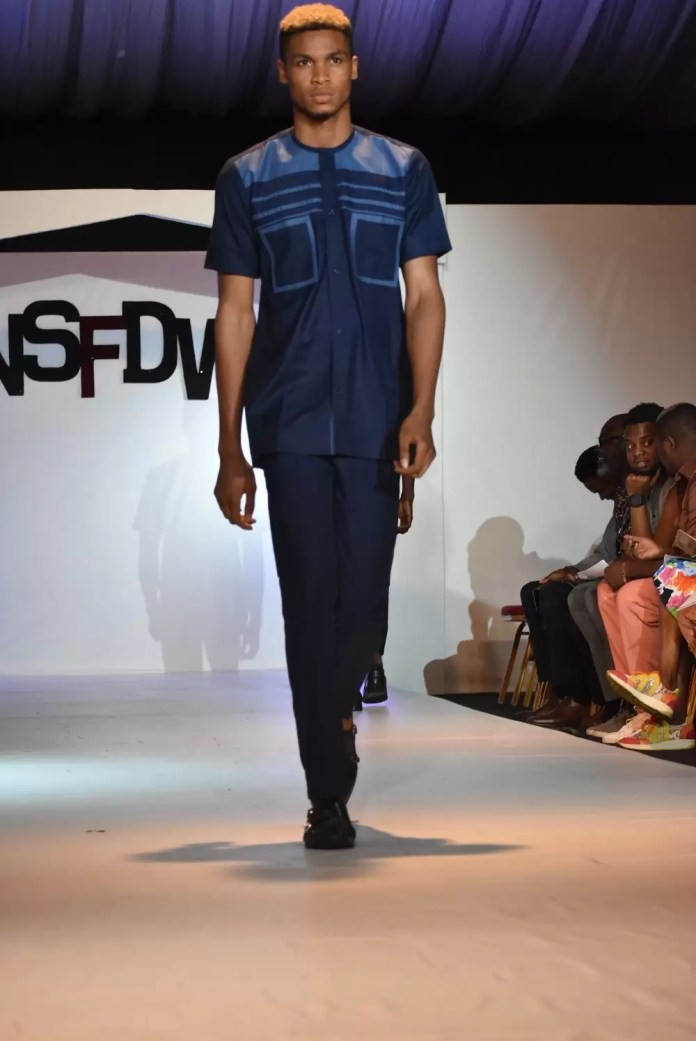 EMNews - Full highlight of the Nigerian Student Fashion & Design Week 2017 13