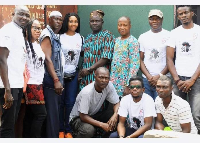 EMNews - Nollywood Actress; Osas Ighodaro Ajibade outreach for Joyful Joy Foundation 7
