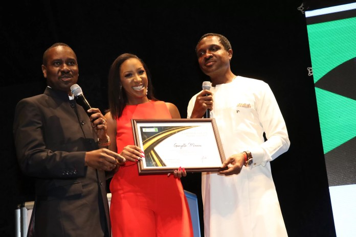 EMNews - PIGGYBANK, AFROTECH GIRLS, ZNM FOUNATION, TAMBOLLO, OTHERS WIN SME100 AWARD 3
