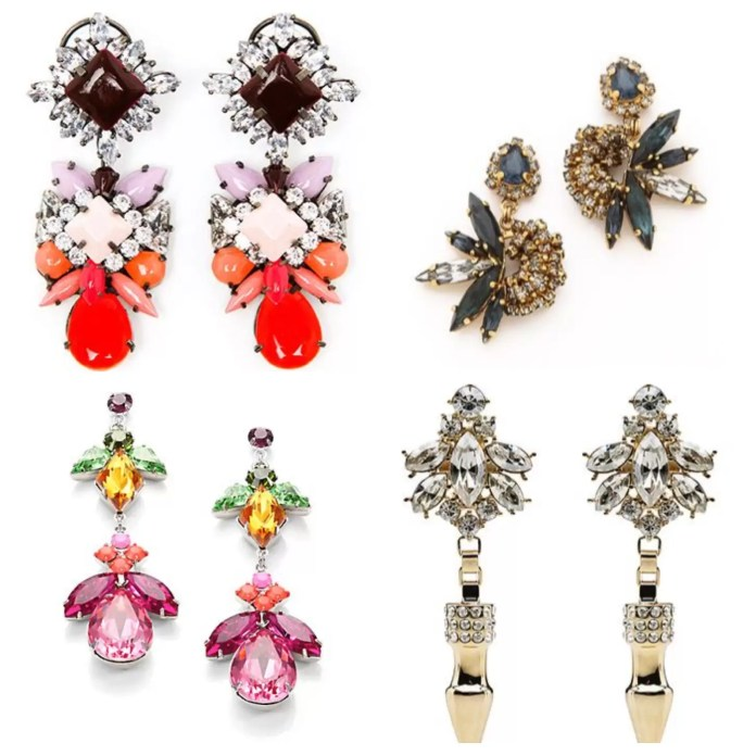Fashion - STATEMENT EARRINGS 4