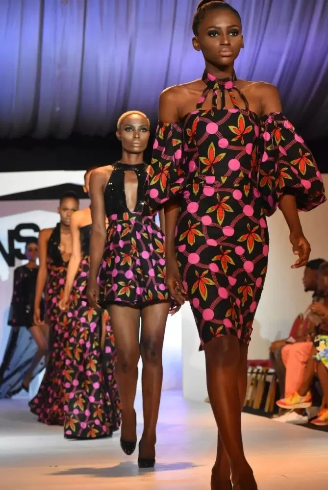 EMNews - Full highlight of the Nigerian Student Fashion & Design Week 2017 14