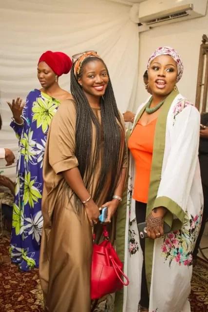 EMNews - Osas Ighodaro, Idia Aisien, Maria Okan, attend the Mai-Saa Northern beauty spa launch. 40