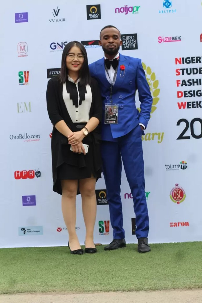 EMNews - Full highlight of the Nigerian Student Fashion & Design Week 2017 4