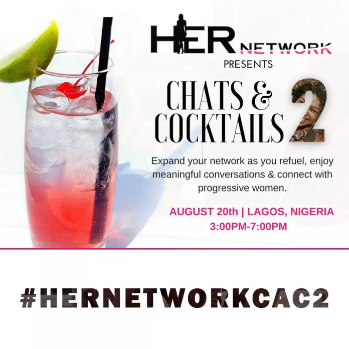 EMevents - HER Networks Presents Chats & Cocktails 1