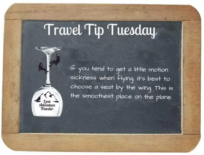 Travel Tuesday- travel tips 3