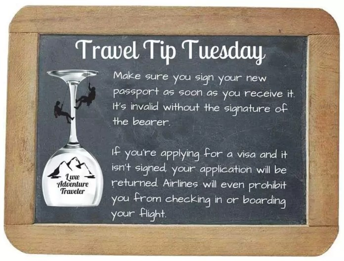 Travel Tuesday- travel tips 5