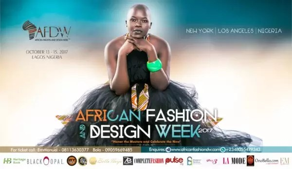 AFRICAN FASHION AND DESIGN WEEK GOES HOLLYWOOD! ' TOP CELEBRITY AND AMERICA'S GOT TALENT' STYLIST JOANNA KONJEVOD NAMED AS OFFICIAL STYLIST 1