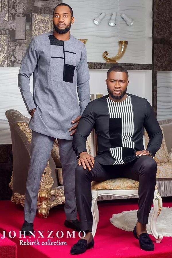 Johnxzomo Presents 2017 Collection - Rebirth featuring Emmanuel Ikubese 4