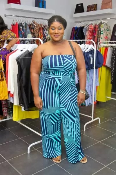 See Fun Photos from About that Curvy Life x Ma' Bello's Fashion Day Out 14