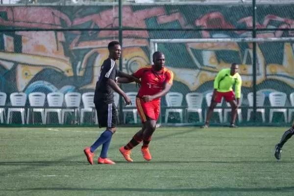 PHOTOS FROM THE HOW FOUNDATION BLUE-STATE CHARITY FOOTBALL MATCH 7