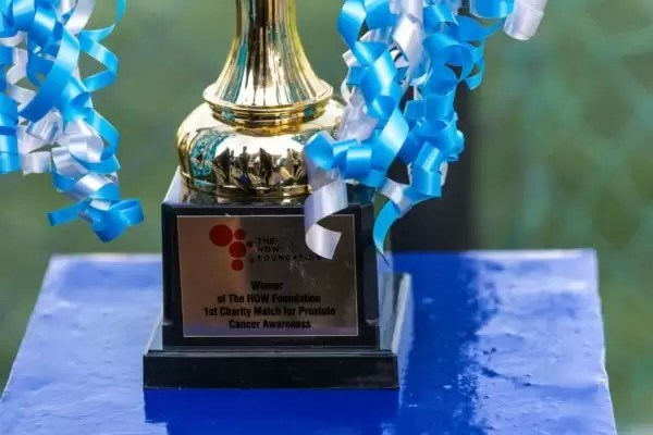 PHOTOS FROM THE HOW FOUNDATION BLUE-STATE CHARITY FOOTBALL MATCH 12