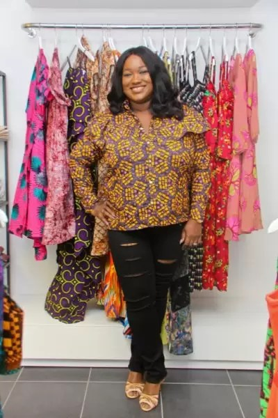 See Fun Photos from About that Curvy Life x Ma' Bello's Fashion Day Out 4