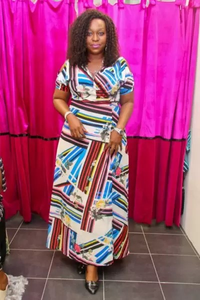 See Fun Photos from About that Curvy Life x Ma' Bello's Fashion Day Out 5