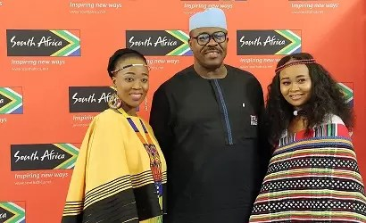 EMNews - The South African Embassy Celebrates Women's Day in Lagos. 4