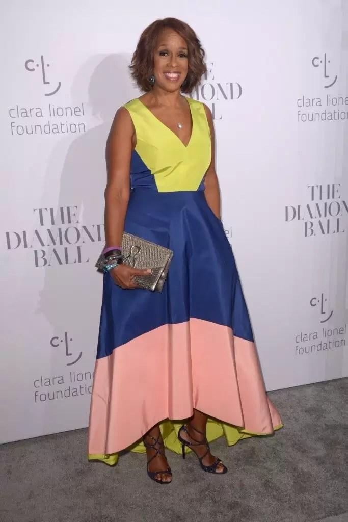 EMEntertainmentNews- Dashing Rihanna at the Third Annual Diamond Ball 6