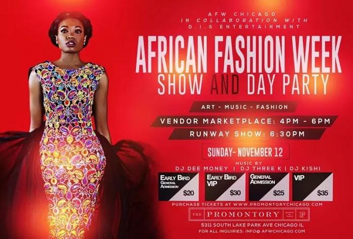 AFWChicago- African Fashion Week Chicago 2