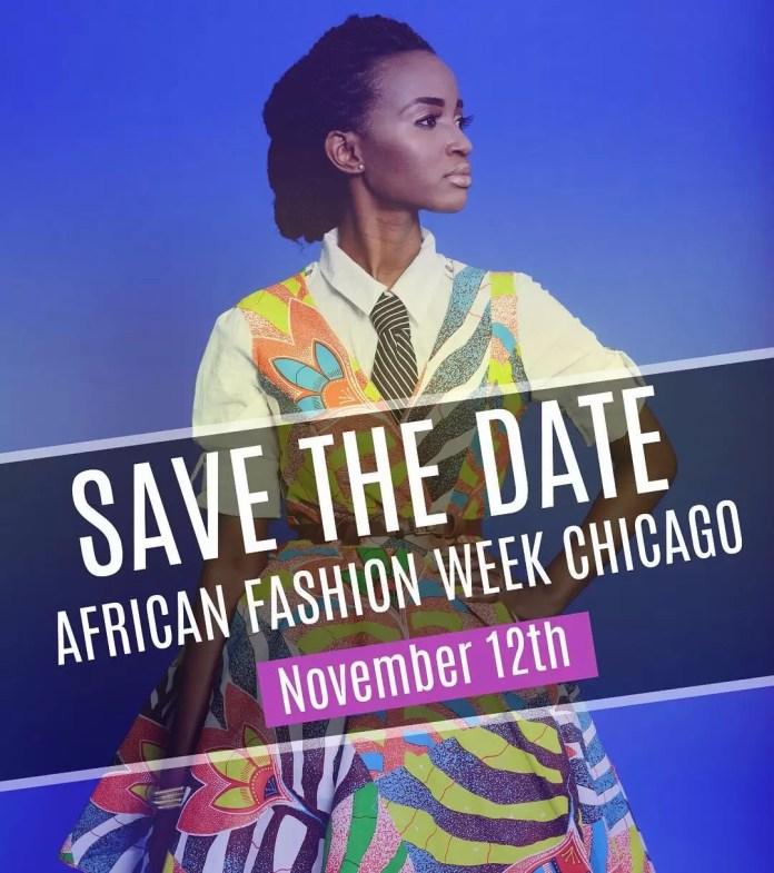 AFWChicago- African Fashion Week Chicago 1