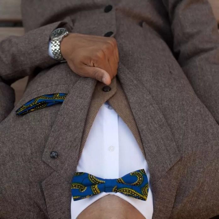 Ankara Bow Tie: yay or nay 4