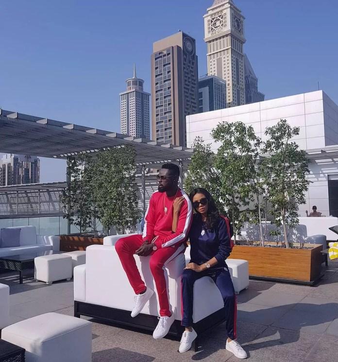 #TheCasuals17: issa honeymoon! #DubaiMovement 1