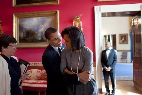 Happy 25th Anniversary to the Obamas 11