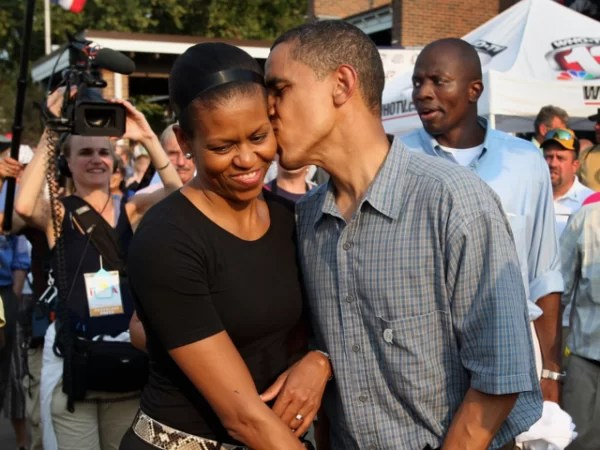 Happy 25th Anniversary to the Obamas 3