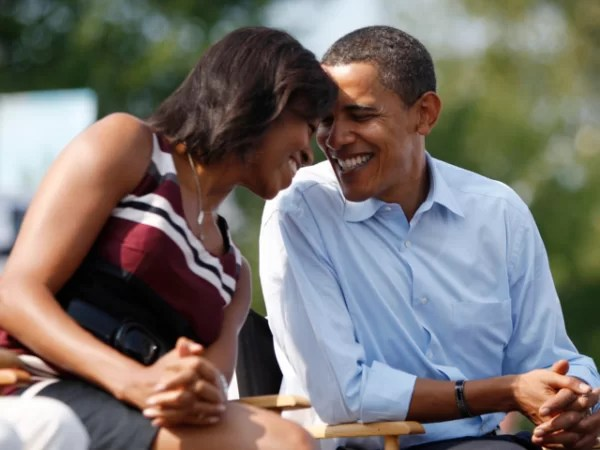 Happy 25th Anniversary to the Obamas 4