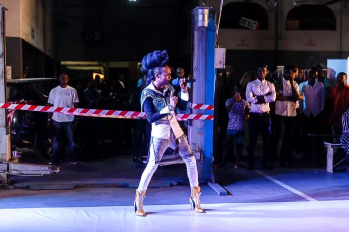 HIGHLIGHTES OF MENS FASHION WEEK NIGERIA 2017 BY AXE NIGERIA & GERMAINE AUTO 6