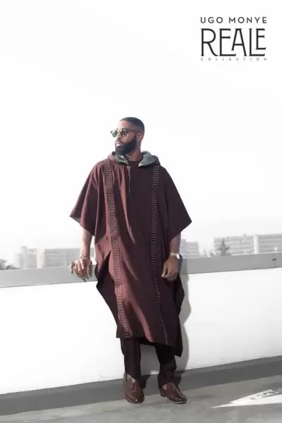 THE REALE COLLECTION by UGO MONYE 6