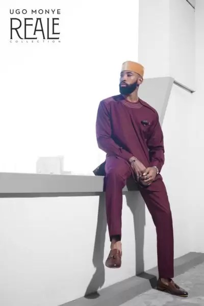THE REALE COLLECTION by UGO MONYE 4