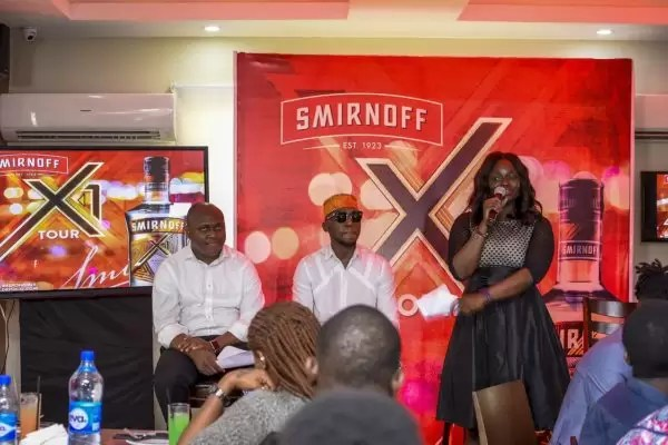 8 PARTIES. 7 CITIES. 1 TOUR: SMIRNOFF ANNOUNCES NONSTOP EPIC NIGHTS WITH THE SMIRNOFF X1 TOUR 2