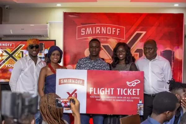 8 PARTIES. 7 CITIES. 1 TOUR: SMIRNOFF ANNOUNCES NONSTOP EPIC NIGHTS WITH THE SMIRNOFF X1 TOUR 10