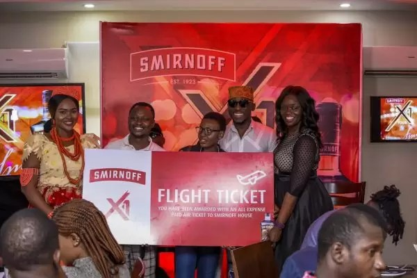 8 PARTIES. 7 CITIES. 1 TOUR: SMIRNOFF ANNOUNCES NONSTOP EPIC NIGHTS WITH THE SMIRNOFF X1 TOUR 8