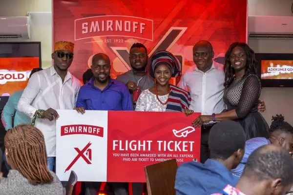 8 PARTIES. 7 CITIES. 1 TOUR: SMIRNOFF ANNOUNCES NONSTOP EPIC NIGHTS WITH THE SMIRNOFF X1 TOUR 6