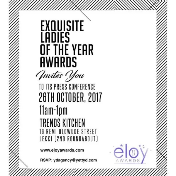 Eloy Awards press conference 1