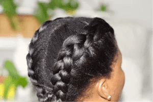 How to treat your relaxed hair 4