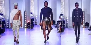 HIGHLIGHTES OF MENS FASHION WEEK NIGERIA 2017 BY AXE NIGERIA & GERMAINE AUTO 14