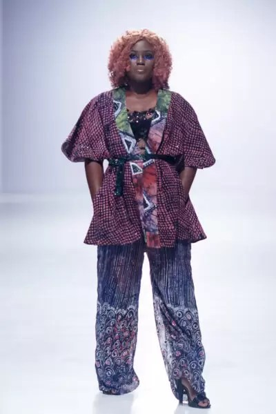 They Came to SLAY! About That Curvy Life Collective Defies Fashion Norms AGAIN at Heineken Lagos Fashion and Design Week 2017 5