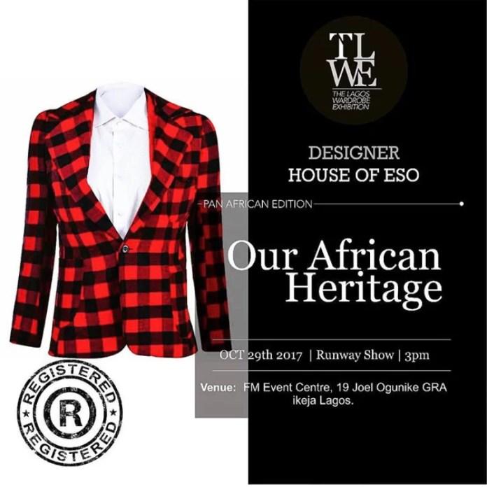 The Lagos Wardrobe Exhibition (TLWE) 4